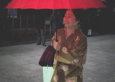 Geisha @ Kyoto