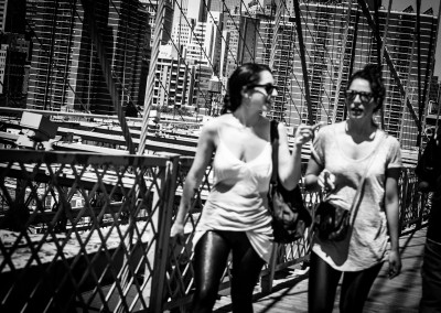 The Brooklyn Bridge Girls